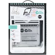 "We R Memory Keepers 662789 Heidi Swapp Cinch Book Binding Tool W/Square Holes-11.5""X8""X5"""