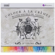 "Prima Marketing 814328 Iron Orchid Designs Water Soluble Oil Pastels 3.25"" 24/Pkg-"