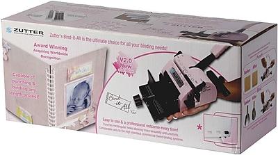 Zutter 2811 Bind-It-All Machine V2-Pink