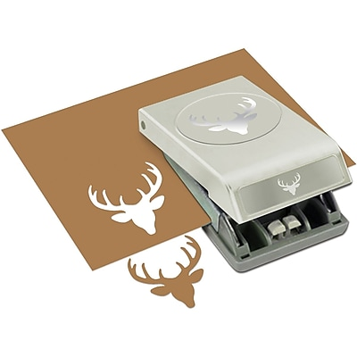 EK Success E5430220 Large Punch-Deer Head, 2