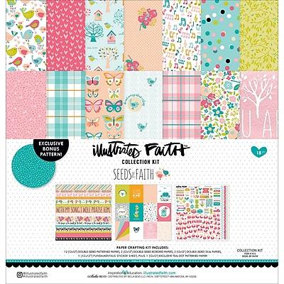 Bella Blvd SOF1473 Illustrated Faith Collection Kit 12