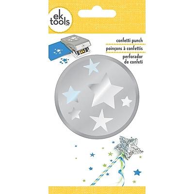 EK Success E5430276 Large Punch-Confetti Stars