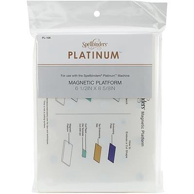 Spellbinders PL106 Spellbinders Platinum Magnetic Platform-Standard