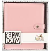 Simple Stories SSCDA5G-4942 Carpe Diem A5 Planner Reset Girl Boxed Set-Ballerina