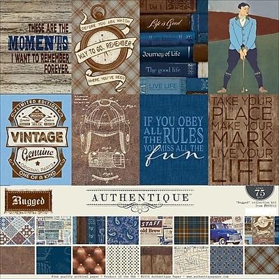 Authentique Paper RUG012 Authentique Collection Kit 12