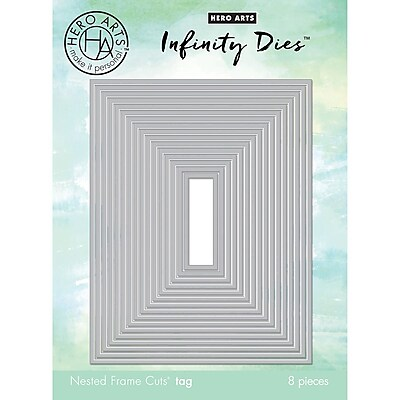 Hero Arts DI198 Hero Arts Infinity Dies-Rectangle
