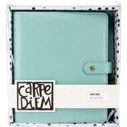 Simple Stories SSCDA5-4933 Carpe Diem A5 Planner-Robin's Egg