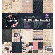 "Prima Marketing 992262 Prima Marketing Collection Kit 12""X12""-Frank Garcia Wild & Free"
