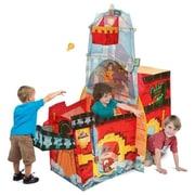 Playhut Cubetopia Jaxx Ship-Playhouse, Red - 71 x 74 x 38 in. (PLYHT028)