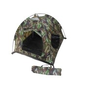 Serec Entertainment Camo Dome Tent (SRCE027)