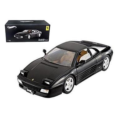 Hot wheels Ferrari 348 TS Elite Edition Black 1-18 Limited Edition (DTDP2366)