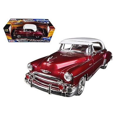 Motormax 1950 Chevrolet Bel Air Metallic Dark