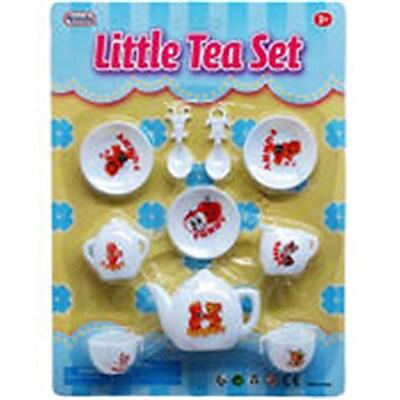 DDI 10 Piece Little Tea Play Set,