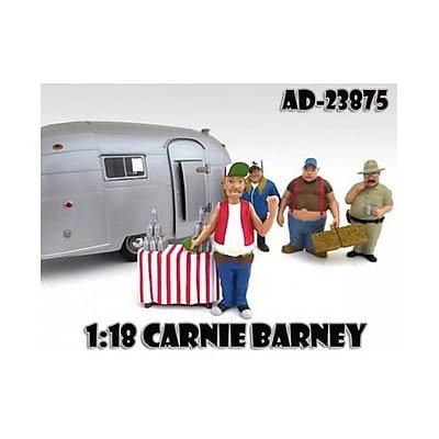 American Diorama Carnie Barney Trailer Park Figure