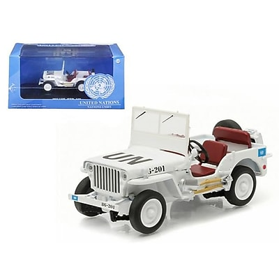 Greenlight 1944 Jeep Willys UN United Nations