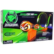 Rock Bottom Deals DageDar Supercharged Ball Bearing High Speed Stunt Jump Track Set - Case of 3 (RKBM5189)