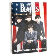 Rock Bottom Deals Aquarius The Beatles USA Playing Cards - Case of 24 (RKBM5180)