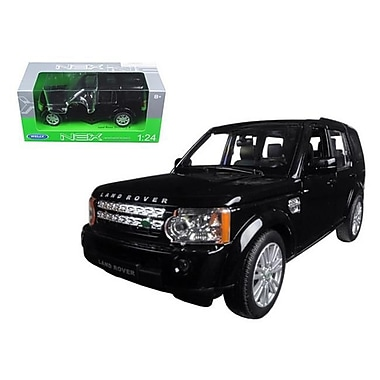 Welly Land Rover Discovery 4 Black 1-24 Diecast Model Car (DTDP1205)