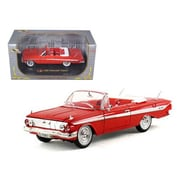 Signature Models 1961 Chevrolet Impala Red 1-32 Diecast Model Car (DTDP898)