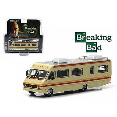 Greenlight 1986 Fleetwood Bounder RV Breaking Bad 2008-13 TV Series 1-64 Diecast Model (DTDP2215)