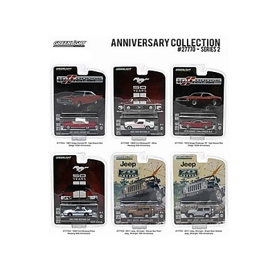 Greenlight Anniversary Collection 100 Years Dodge 50