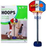 Arcady 21 in. Backboard Basketball Sport Set (DLR340003)