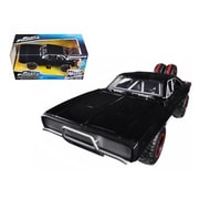 Jada Doms 1970 Dodge Charger R & T Off Road Version Fast & Furious 7 Movie 1-24 Diecast Model Car (DTDP1610)