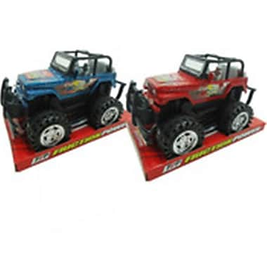 DDI 9 in. Friction Mountain Vehicle, Assorted Colors (DLR339493)
