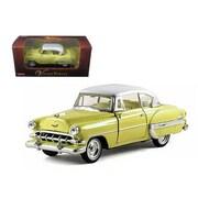 Arko 1954 Chevrolet Bel Air Yellow 1-32 Diecast Car Model (DTDP946)