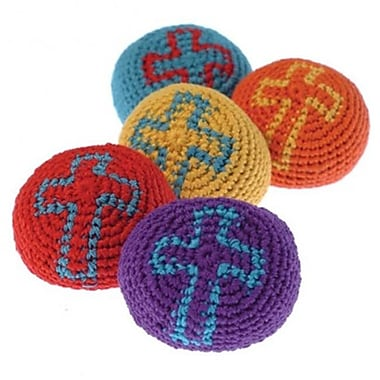 US Toy Religious Kickballs - 12 Per Pack - Pack of 7 (USTCYC173975)