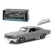Greenlight Doms 1970 Chevrolet Chevelle SS Fast & Furious Movie 2009 1-43 Diecast Model Car (DTDP2139)