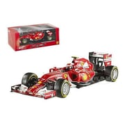 Hot wheels Elite Ferrari F1 F2014 Kimi Raikkonen 1-43 Diecast Car Model (DTDP2290)