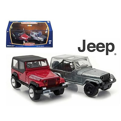 Greenlight 1987-95 Jeep Wrangler YJ Hobby Only