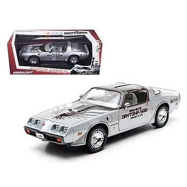 Greenlight 1979 Pontiac Firebird Trans Am 1979 February 18 Daytona 500 Pace Car 1-18 Diecast Car Model (DTDP447)