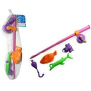 Family Maid 5 Piece A Fishing Set, Multi Color (DLR339865)