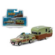 Greenlight 1979 Family Truckster Wagon Queen National Lampoons Vacation 1-64 Diecast Model (DTDP2224)