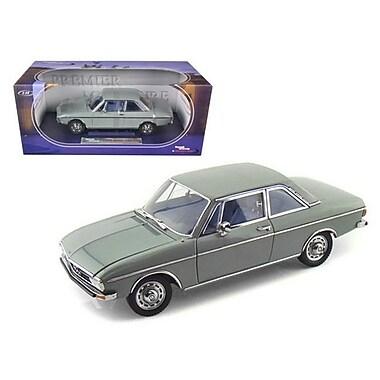 Signature Models 1972 Audi 100 Grey 1-18 Diecast Car Model (DTDP1023)