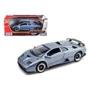 Motormax Lamborghini Diablo GT Silver 1-18 Diecast Model Car (DTDP482)