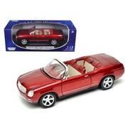 Motormax Chevrolet Bel Air Concept Red 1-18 Diecast Model Car (DTDP707)