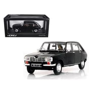 Norev 1967 Renault 16 Black 1-18 Diecast Car Model (DTDP1319)