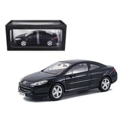 Norev Peugeot 407 Black 1-18 Diecast Model Car (DTDP1305)