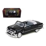 Arko 1951 Ford Custom Convertible Black 1-32 Diecast Car Model (DTDP926)