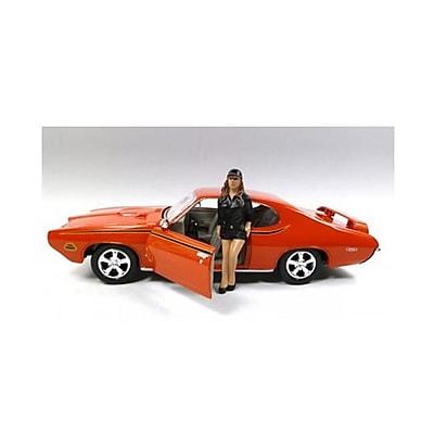 American Diorama Car Model Sue Figure for