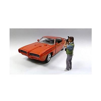 American Diorama Camera Man Scott Figure for