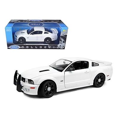 Welly 2007 Saleen S281 E Mustang Unmarked
