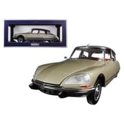 Norev 1973 Citroen DS 23 Pallas Tholonet Beige 1-18 Diecast Model Car (DTDP1275)
