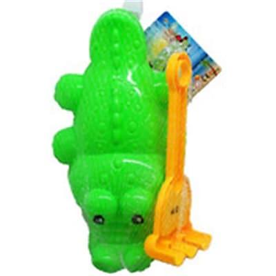 DDI 10.5 in. Beach Alligator Set, Assorted Color (DLR340035) 24125956