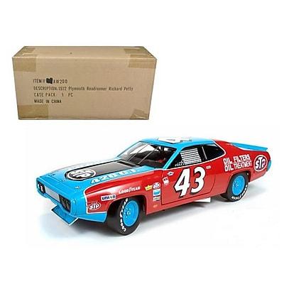 Autoworld 1972 Plymouth Road Runner No.43 Richard