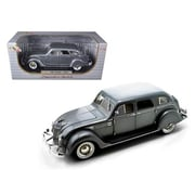 Signature Models 1936 Chrysler Airflow Silver 1-18 Diecast Model Car (DTDP1939)