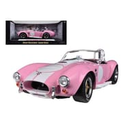 Shelby Collectibles 1965 Shelby Cobra 427 S The Trunk 1-18 Diecast Car Model (DTDP1032)